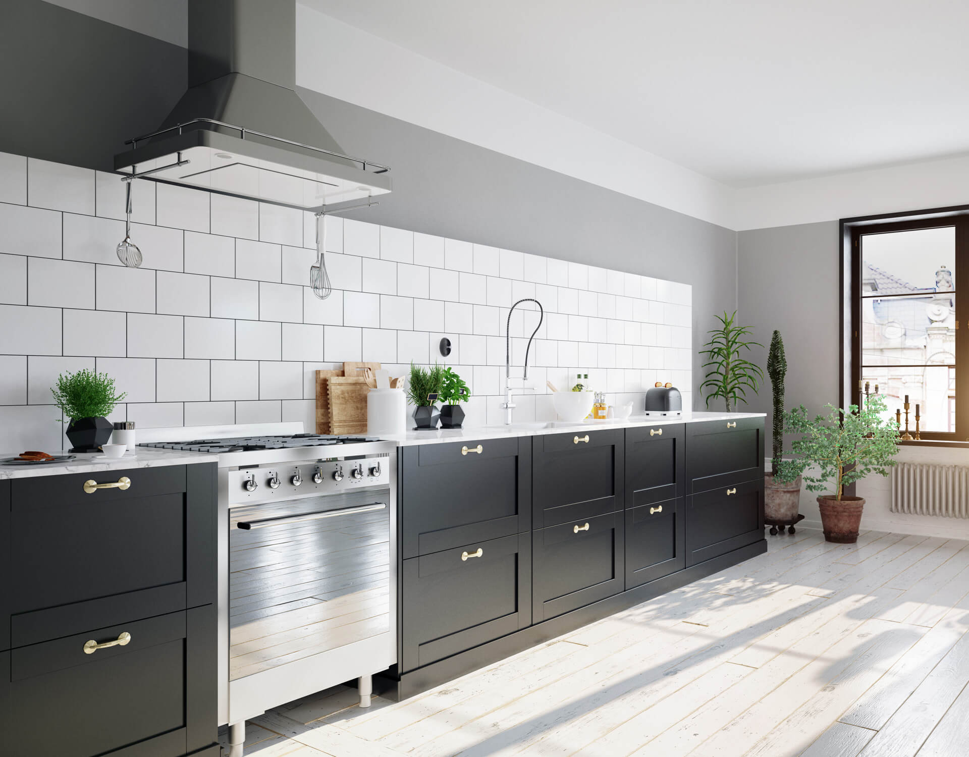 Modern Kitchen Design 10