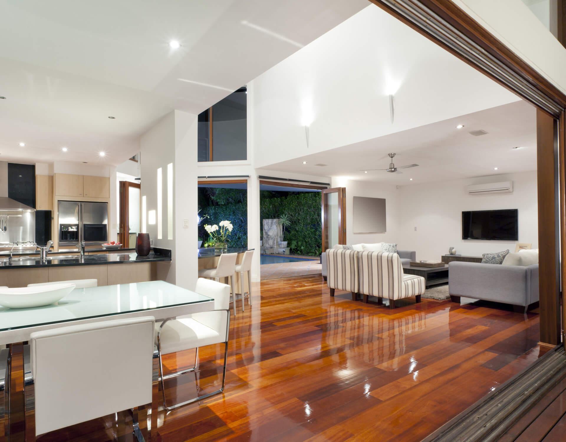 Modern Living Room 01