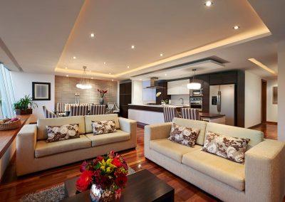 Modern Living Room 02